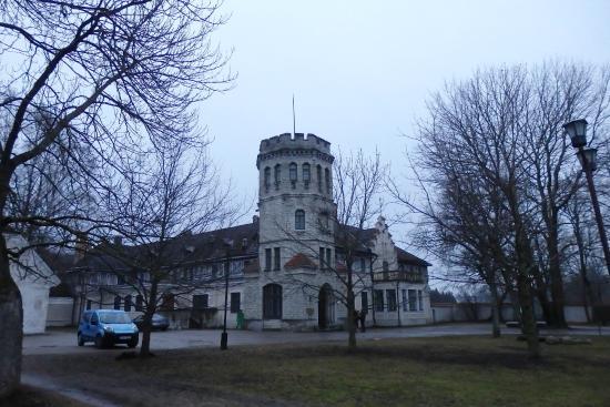 Maarjamae Palace Estonian History Museum (Maarjamae Loss): Maarjamae Palace in February 2015