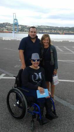 Visite de Marseille : Accessible tours with Justine Coste