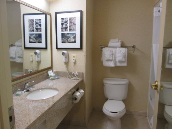 Country Inn & Suites By Carlson, BWI Airport (Baltimore): Bathroom