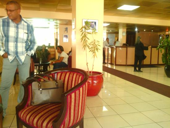 BEST WESTERN Hotel Amazonia: Recepción