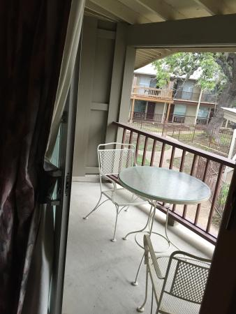 Stagecoach Inn Motel & Conference Center: patio