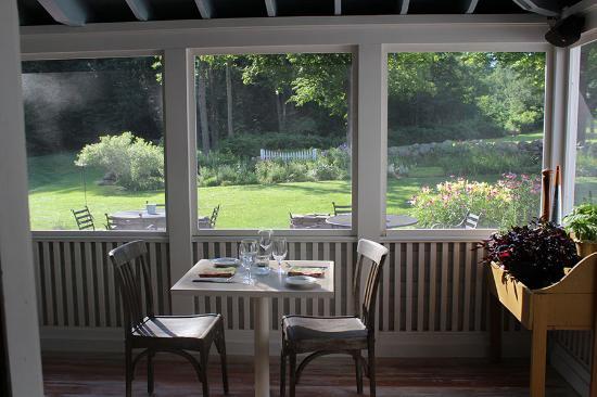 King Hill Kitchen: Porch