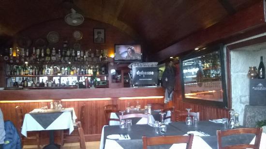 Cockney's Restaurant: nice decor