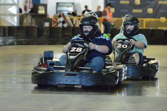 Go Karts Columbus >> Just Some Friendly Competition Picture Of Grand Prix