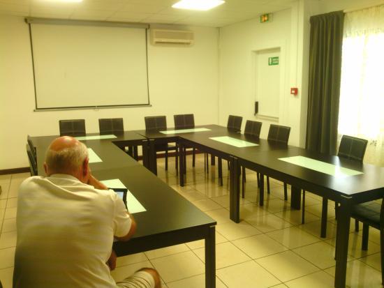BEST WESTERN Hotel Amazonia: salón para conferencias