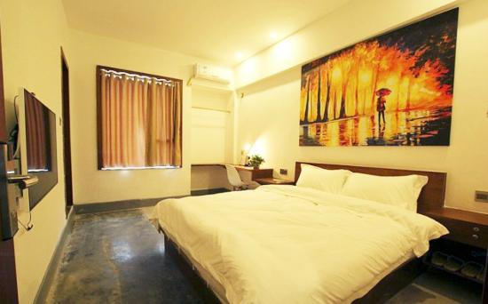 Guilin Central Hostel: Double room
