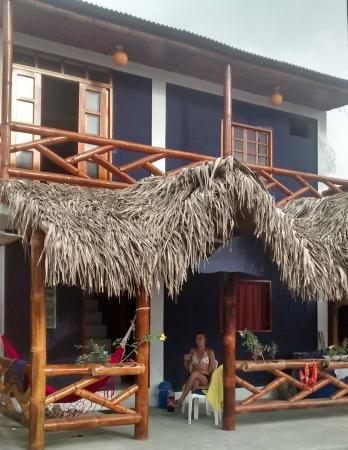 Hostel El Gran Azul - Olon