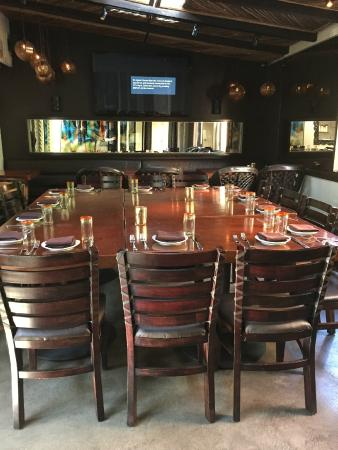 Tortilla Republic: Private Dining Room Or Meeting Room