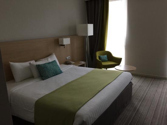 Courtyard Marriott Montpellier : La chambre