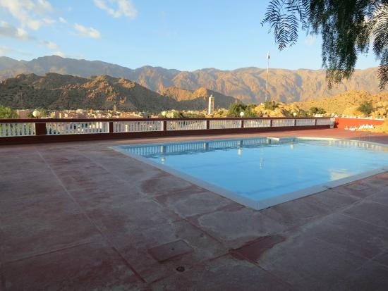 Hotel les Amandiers: Pool