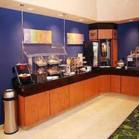 Fairfield Inn & Suites Tehachapi: Breakfast included