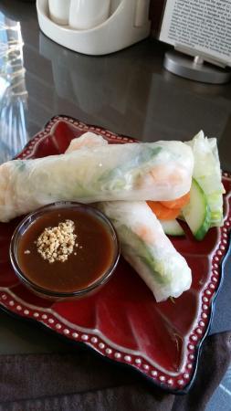 Saigon Thai: Garden roll