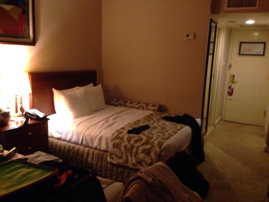 Crowne Plaza Hotel Managua : Habitación doble