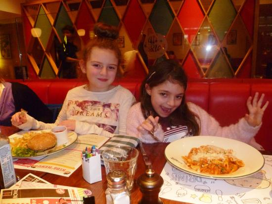 All Star Lanes (Brick Lane): yummy food!