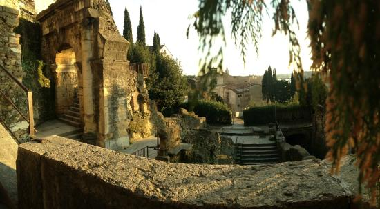 Museo Archeologico: Красивый римский театр