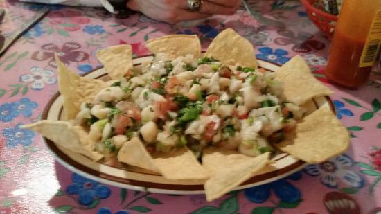 Guadalajara Grill : Ceviche