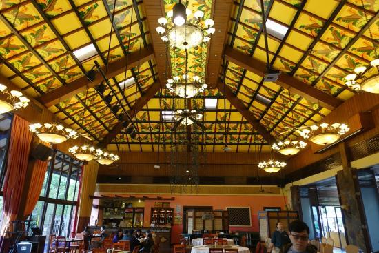 Palm Island Golf Resort : Club House: Restaurant