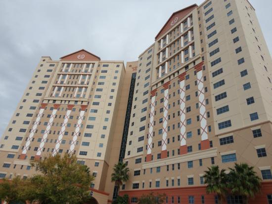 Vista Frontal Picture Of Westgate Palace Resort Orlando Tripadvisor