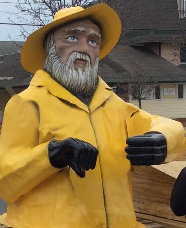 Gorton Fisherman Or Blufish Captain Picture Of Go Fish Mini Golf Avalon Tripadvisor