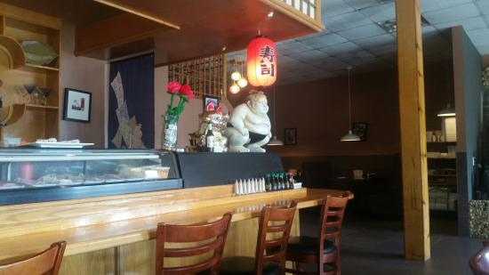 Shogun japanese restaurant 9701 ford ave in richmond for Asian cuisine richmond hill ga