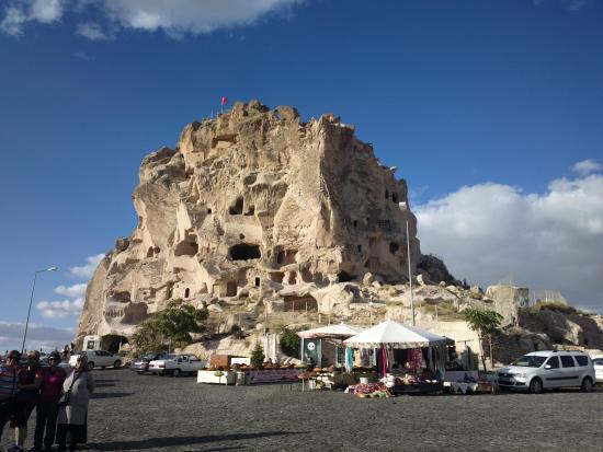 Ürgüp, Türkiye: Крепость