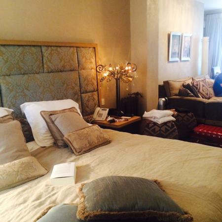Boutique Hotel Casa Granados : Habitación preciosa