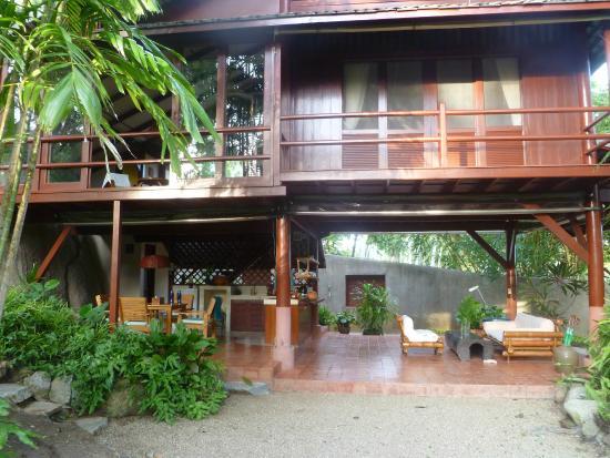 Tamarind Springs Tropical Villas: Our villa