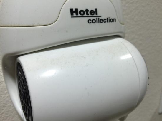 Best Western Legacy Inn & Suites: more dust