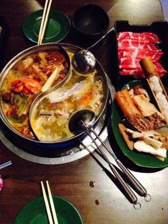 Tian Wai Tian Spicy Hotpot - Kunming
