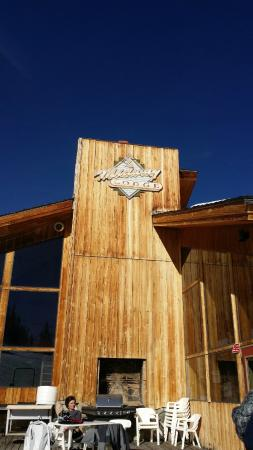 Red Lodge Mountain: Midway Chalet