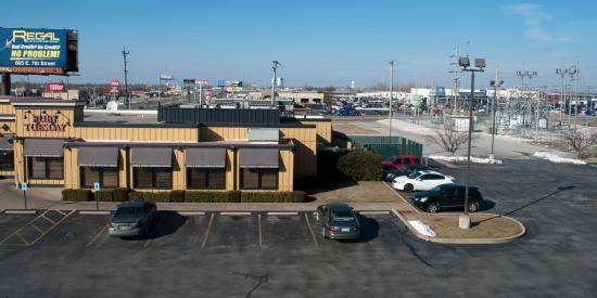 Fairfield Inn Joplin: View from Room 315
