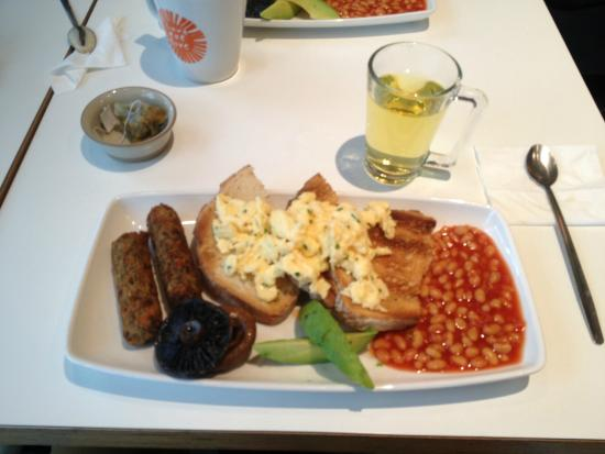 Giraffe - The Brunswick Centre: Brunch no Giraffe