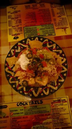 Loco Mexicano: Nachos!