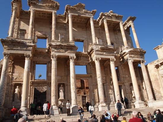 Historical place - Picture of Ephesus Museum, Selcuk ...