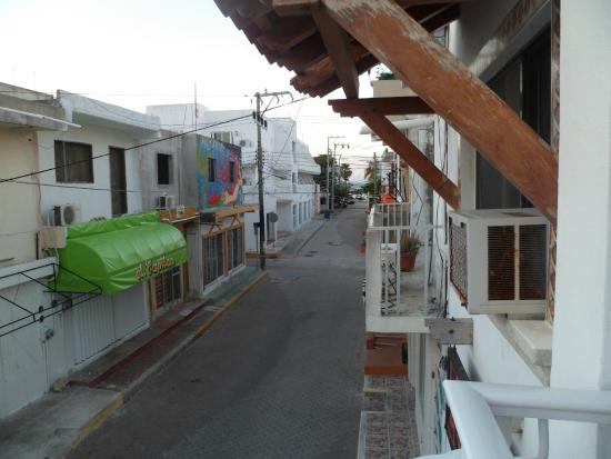 Hotel Marcianito: Vista