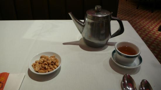 China Chalet Restaurant: Te
