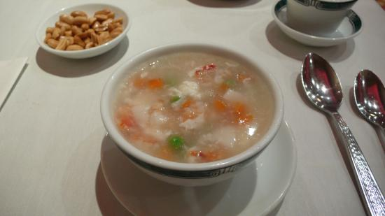 China Chalet Restaurant: Sopa de Mariscos