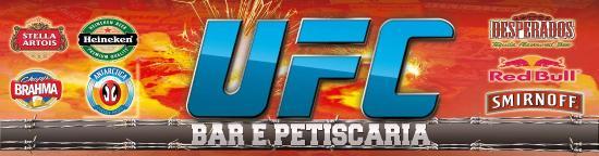 UFC bar e petiscaria