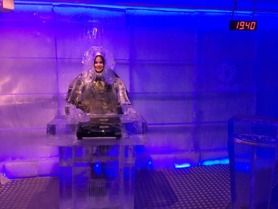 Prague, République tchèque : Ice!!!!!