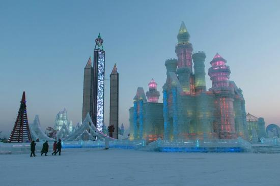 Ice Festival Harbin-Day Tour