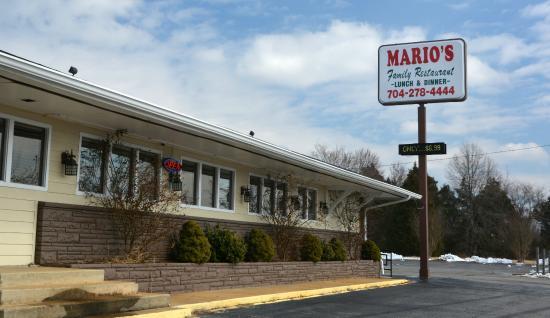 Mario's Family Style Restaurant