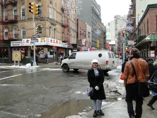 Lower East Side: CHINATOWN