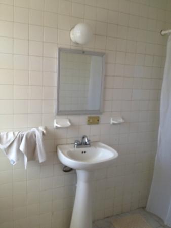Hotel Imperial : Baño limpio