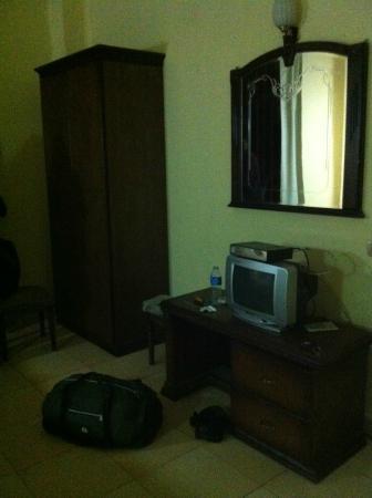 Cairo City Center Hotel: Hotel