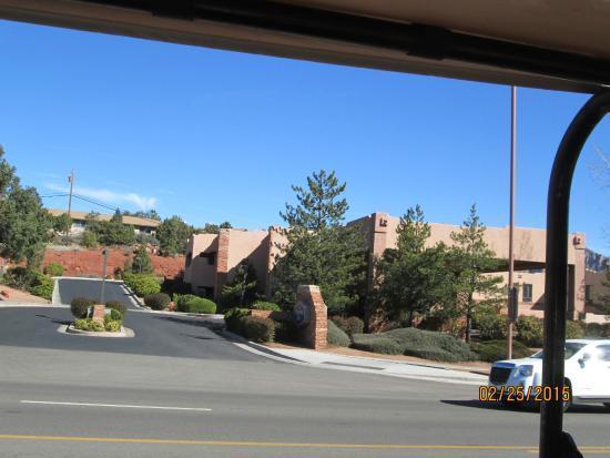 Hampton Inn Sedona: Hampton Inn, Sedona AZ