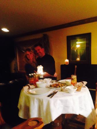 Guesthouse Getaway!: Romantic Dinner