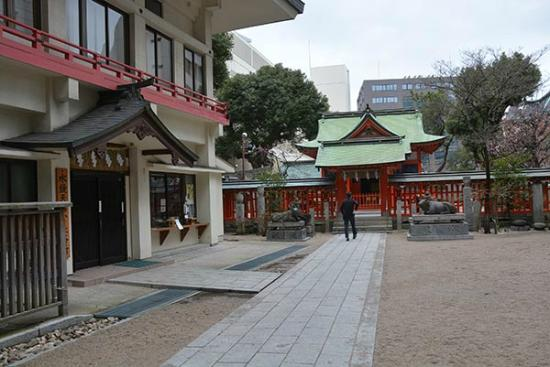Suikyo Tenmangu Shrine: su