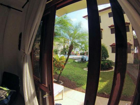 Daystar Bahia Azul: View from condo 9A