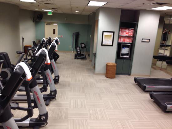 Gym Is Very Nice But Need More Machines And Equipment Picture