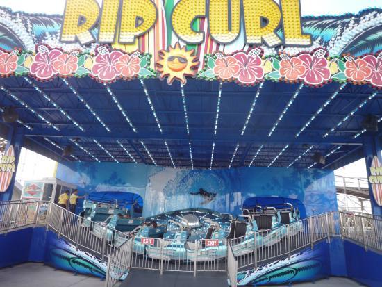 Fun Spot America : Midway Ride
